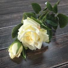 Гілка троянди молчна 38 см.