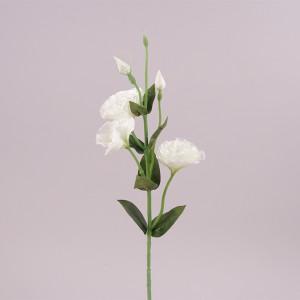 Квітка Еустома біла 67 см.